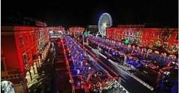 7-8 DICEMBRE 2019 / NIZZA - MONTECARLO - MERCATINI DI NATALE