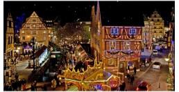 9 DICEMBRE 2017 / FREIBURG (D) - Mercato di Natale